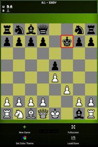 Mobile Chess Interface