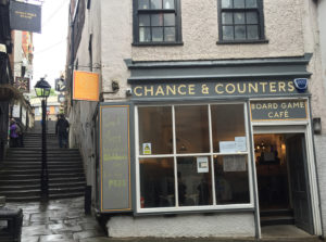 Outside Chance & Counters