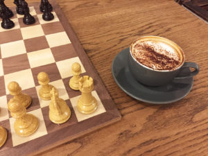 Coffee and Chess