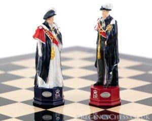 Diamond Jubilee Chess Set