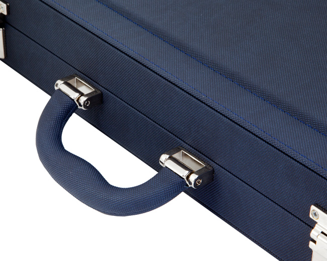 Dal Negro Topina & Composite Backgammon in Blue