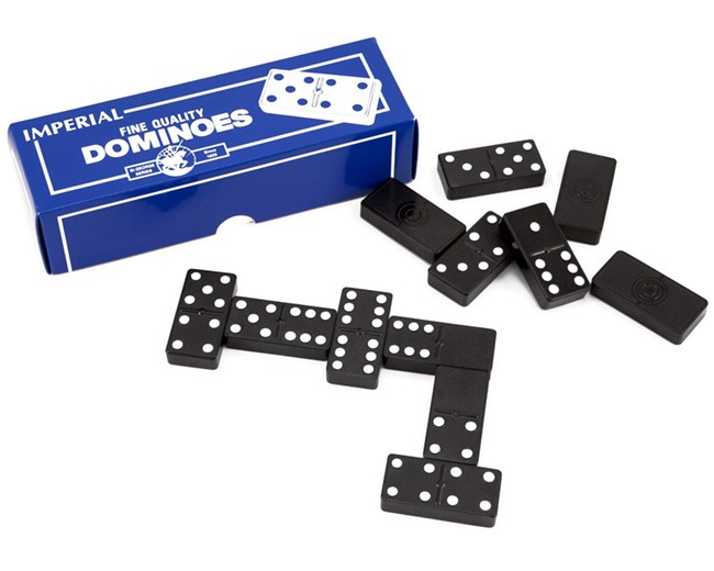 Imperial Dominoes Double 6