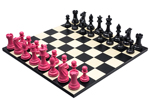 Purling chess set