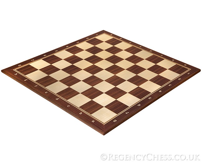 12.6 Inch Laminated Italian Chess Board