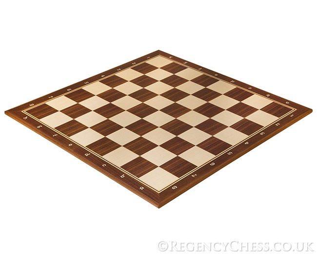 14.2 Inch Laminated Italian Chess Board