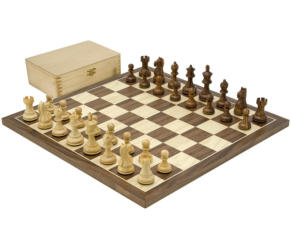 Fierce Knight Tournament Chess Set