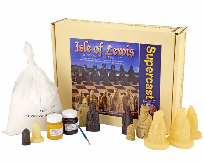 Make Your Own Isle of Lewis Chessmen