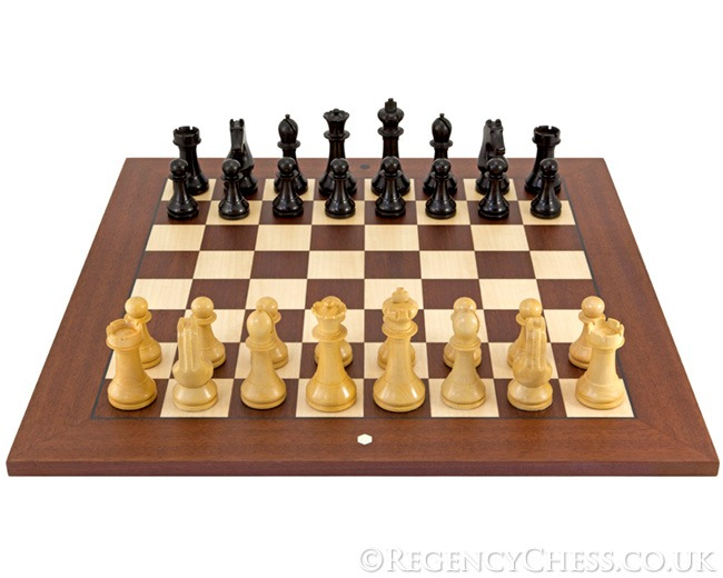 The World Chess Championship Chess Set