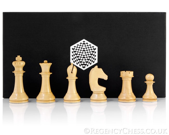 World Chess Championship Chess Set 3.75 Inches