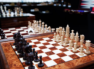 Regency Chess Showroom image