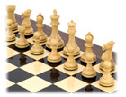 boxwood chess set