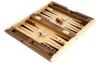Wooden Backgammon Sets