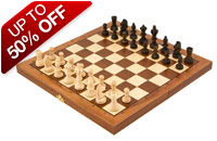 Ex-Display Folding Chess Sets