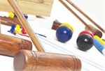 Complete Croquet Sets