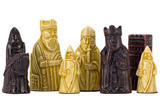 Mini Isle of Lewis Chess Pieces