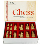 Studio Anne Carlton Lewis Chess pieces