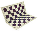 folding tournament chess board