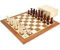 European Staunton chess sets