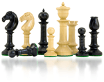 Northern Upright Chess pieces