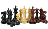 Sandringham Tres Corone Chess Pieces