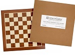19 inch Inlaid Wooden Chess Board