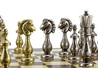 Maghreb Chess Pieces