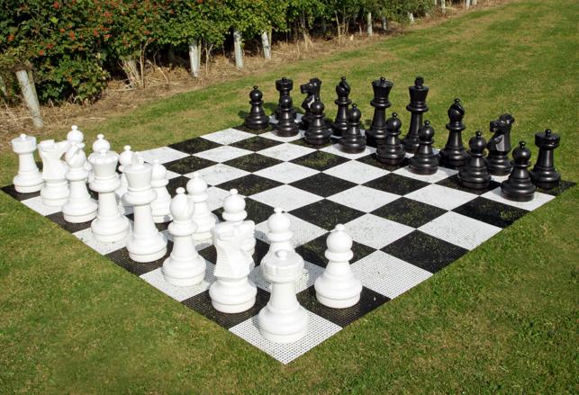 New Range Of Garden Chess Sets Now Availablethe Regency