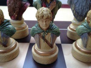 Sam Chess Piece
