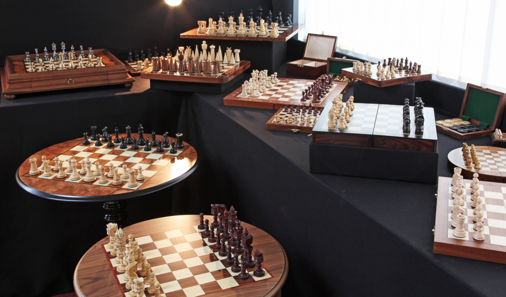 The Regency Chess Showroom