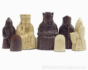 The Official Lewis Chessmen