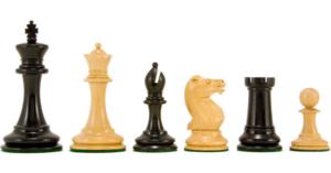 A Staunton Chess Set