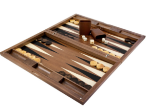 Dal Negro Backgammon set