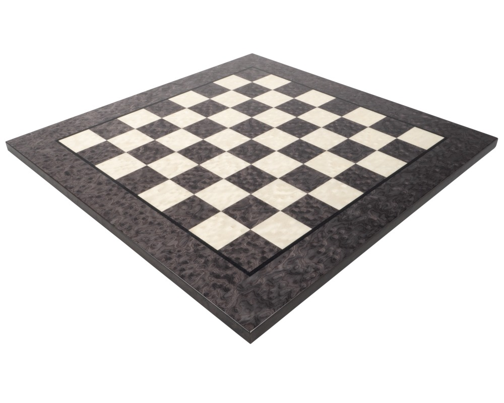 20 Grey Erable Chess Board