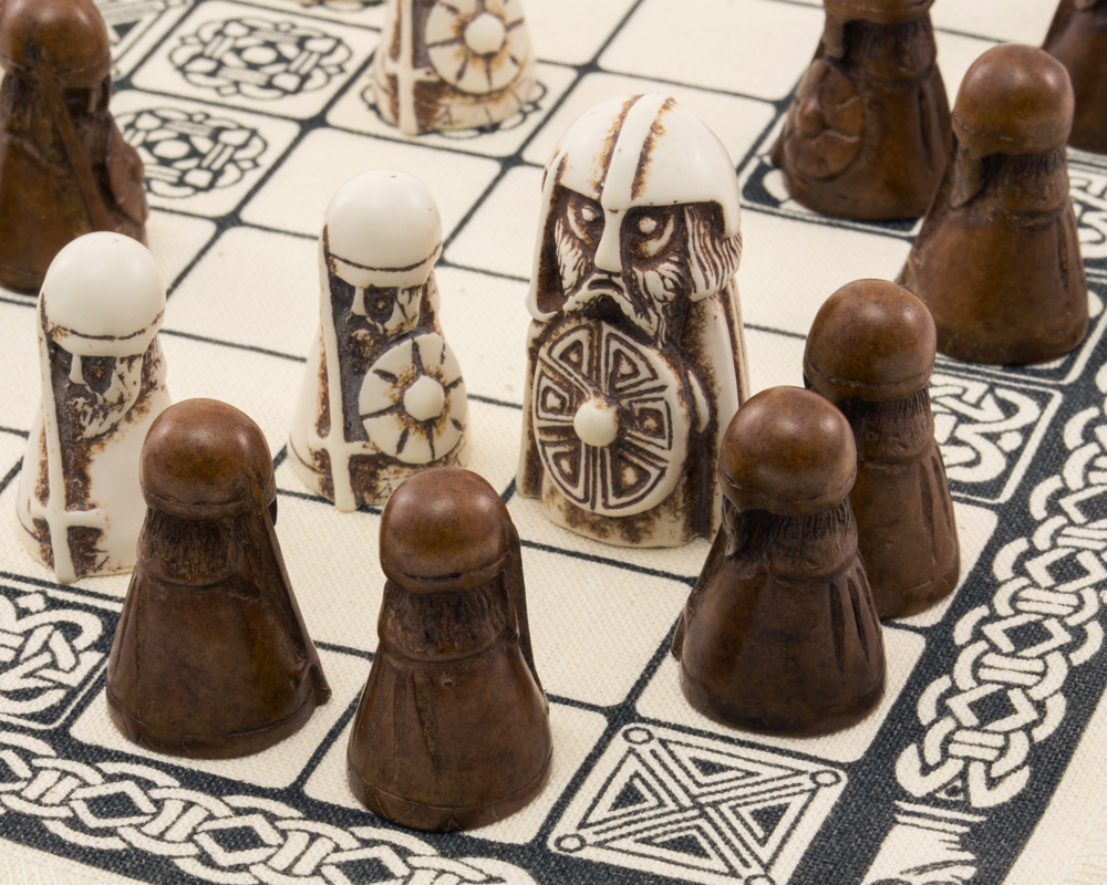 The Viking Game Hnefatafl Nms013 163 30 95 The