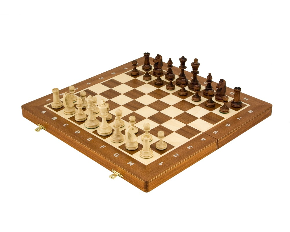 16 Inch Staunton Style Tournament Chess Set