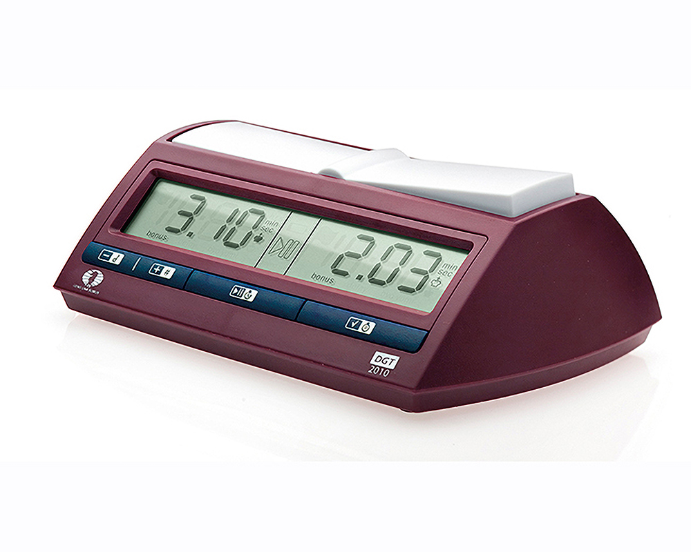 DGT 2010 Professional Digital Chess Clock