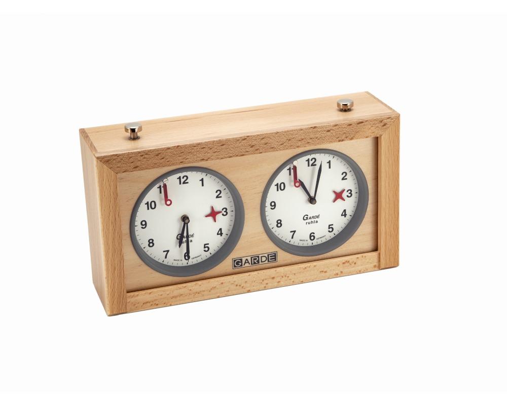 Garde Analogue Championship Chess Clock