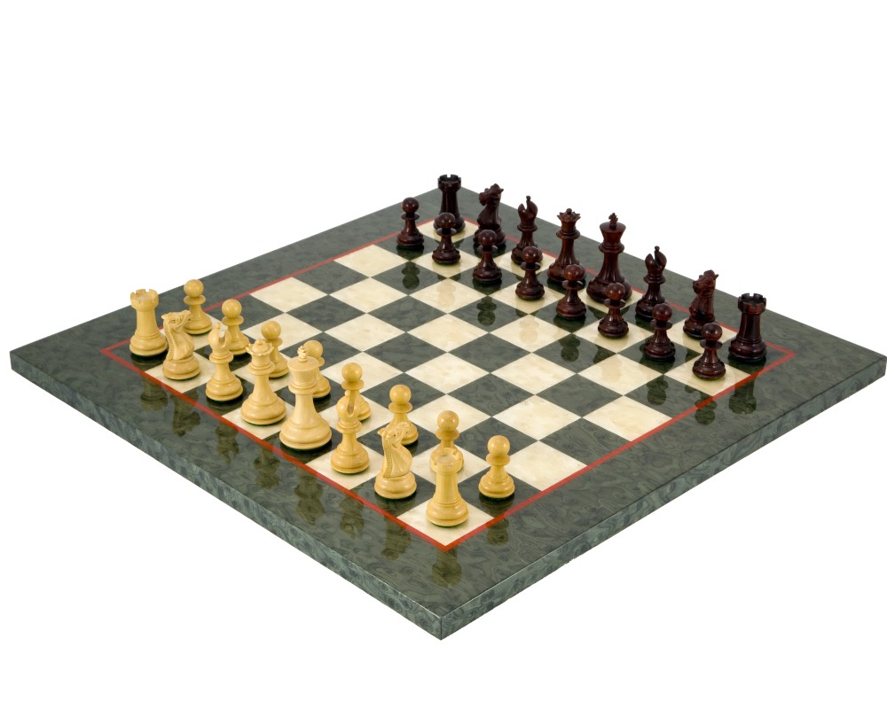 Sandringham Tres Corone Chess Set