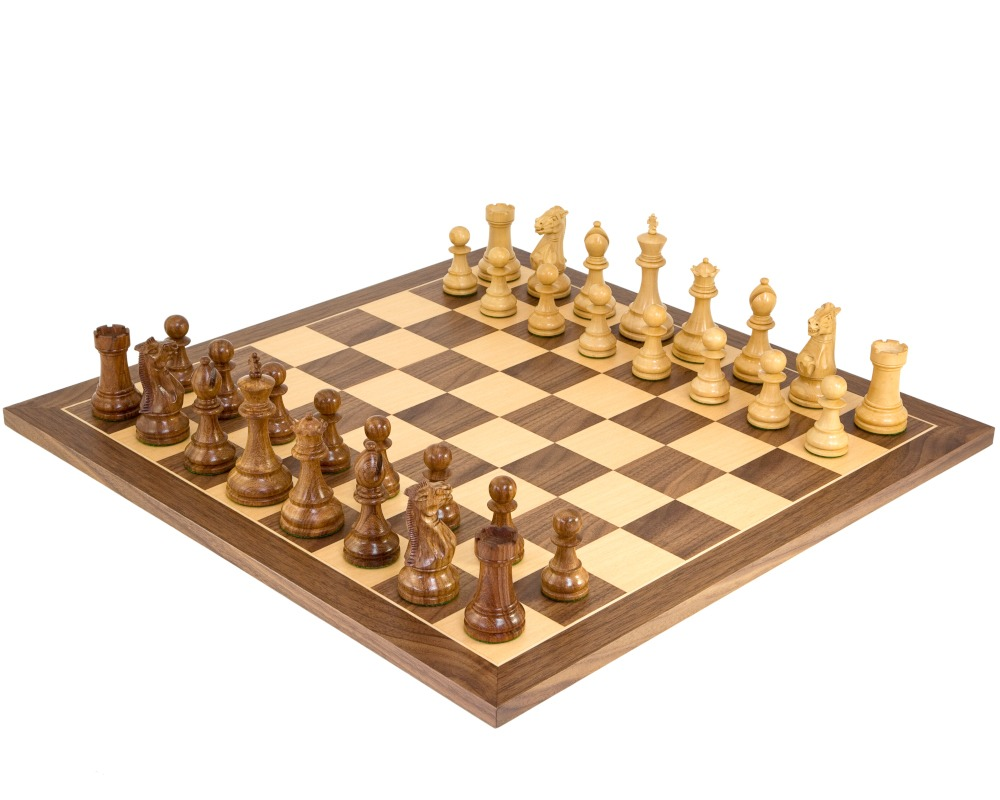 Winchester Sheesham Tournament Chess Set