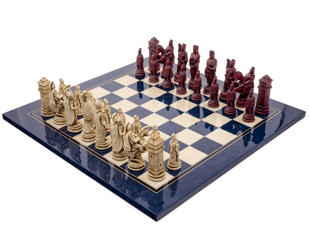 Themed Chess Sets Buy Online With Free Shipping From The Regency Chess Co Ltd