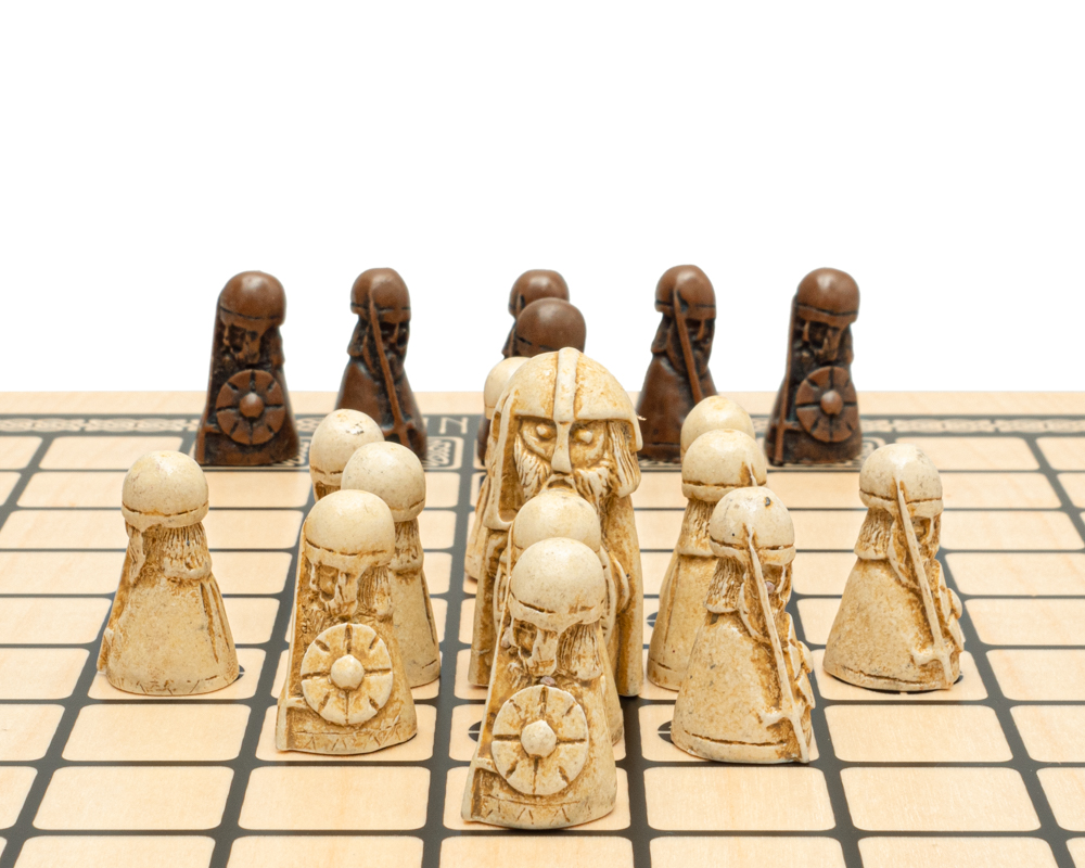Hnefatafl - The Viking Game Deluxe Edition