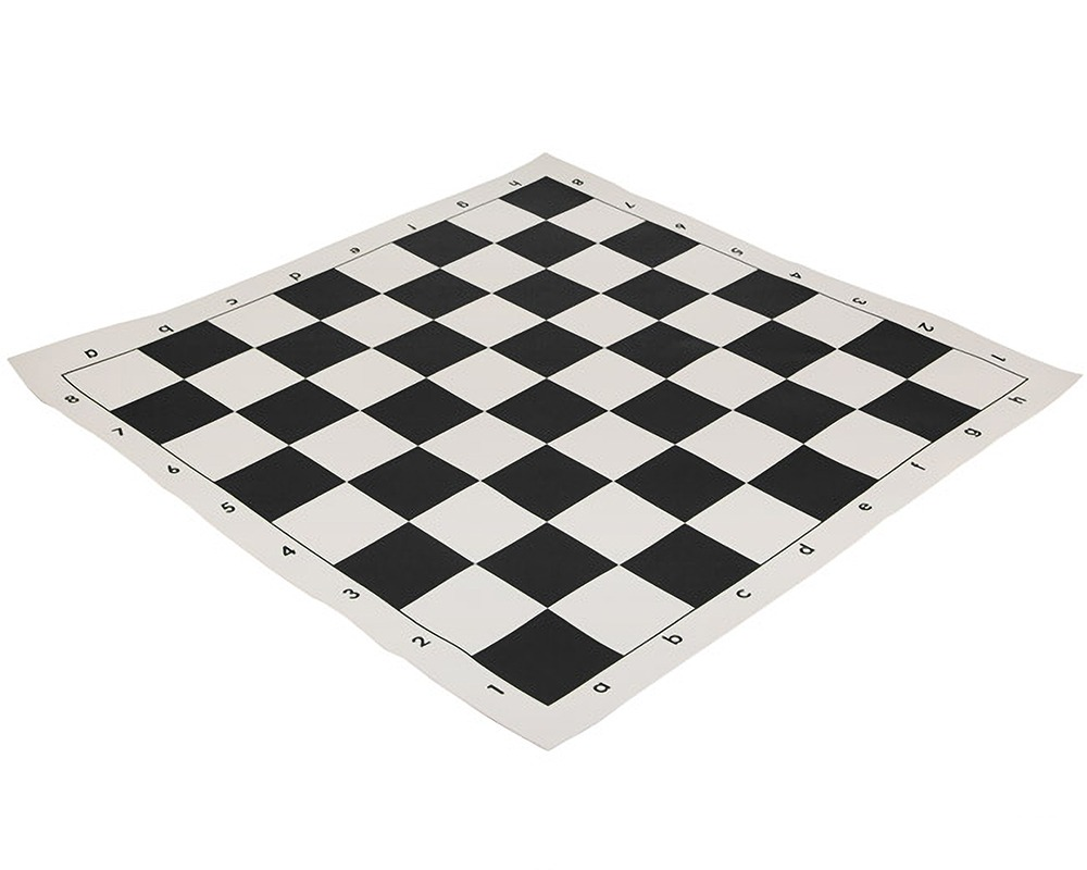 20 Inch Roll Up Vinyl Chess Board Black Rcs011 S 163 10