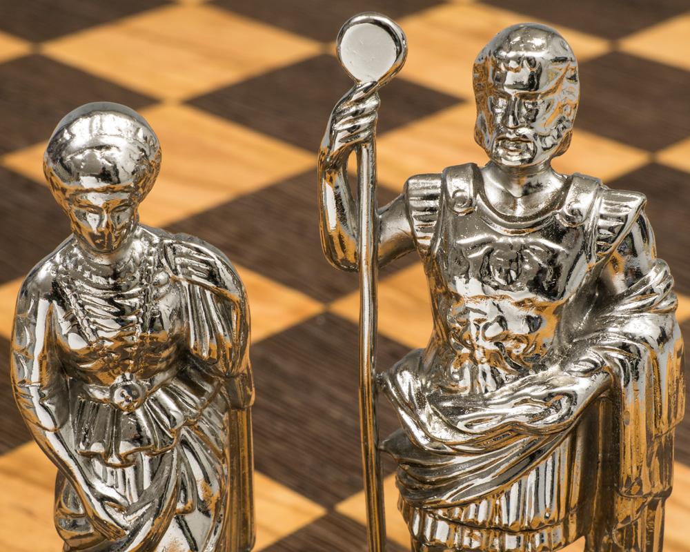 Olive Wood Archers Chess Set Se10 163 237 95 The