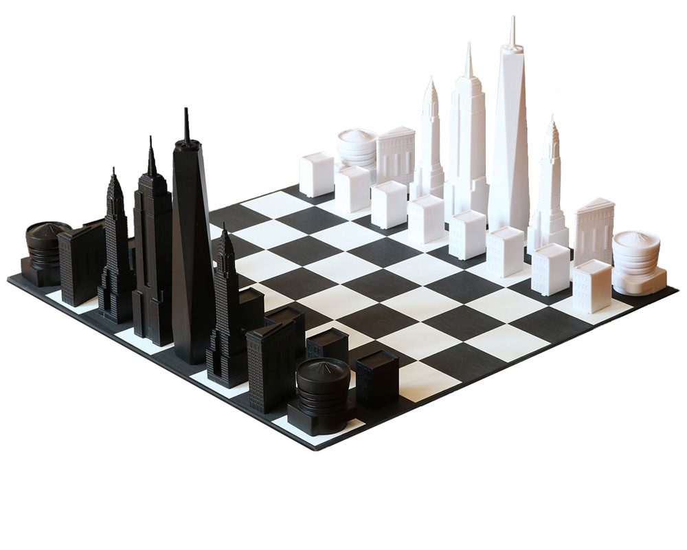 Skyline Chess New York Edition