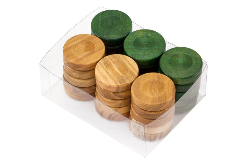 Backgammon Stones