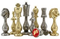 Metal Chessmen