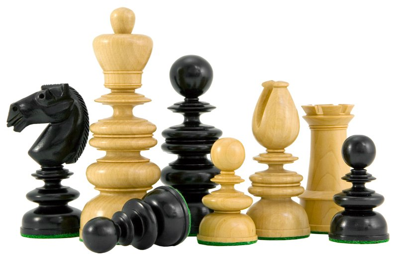 Ornate Chessmen