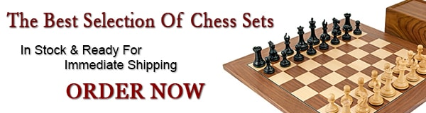 Best Chess Sets - order now