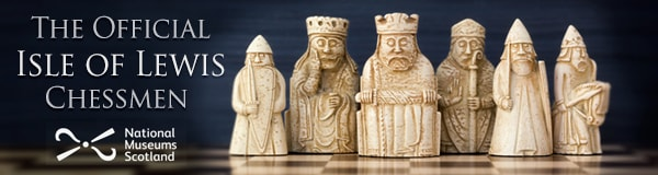 The Official Scottish Museum Lewis Chessmen