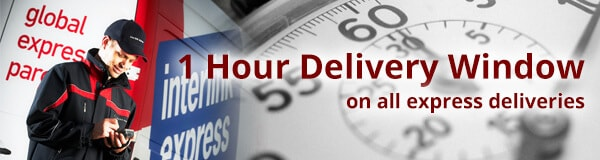 One Hour Delivery Window